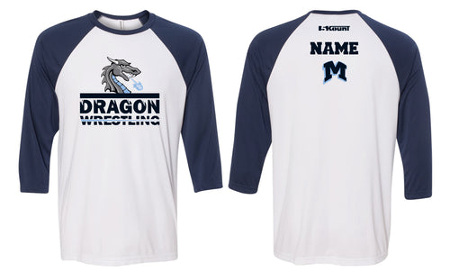 Middletown Dragons Baseball Shirt
