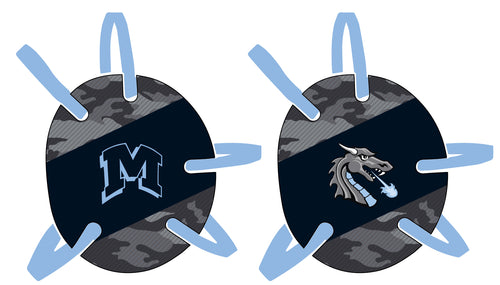 Middletown Dragons Wrestling Headgear