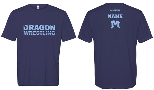 Middletown Dragons Sublimated DryFit Performance Tee