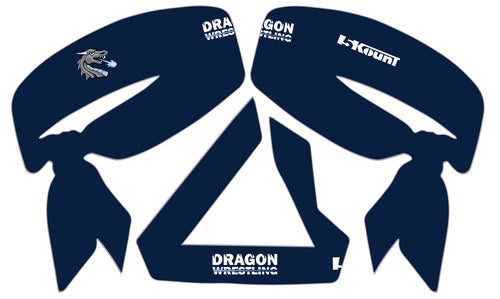 Middletown Dragons Sublimated Headband
