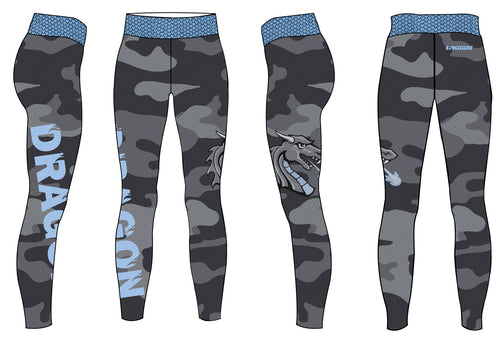 Middletown Dragons Sublimated Ladies Legging