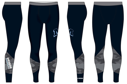 Middletown Dragons Sublimated Mens Legging