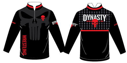 Dynasty 2018 Sublimated Quarter Zip