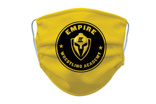 Empire Wrestling Reusable Face Mask - 5KounT2018