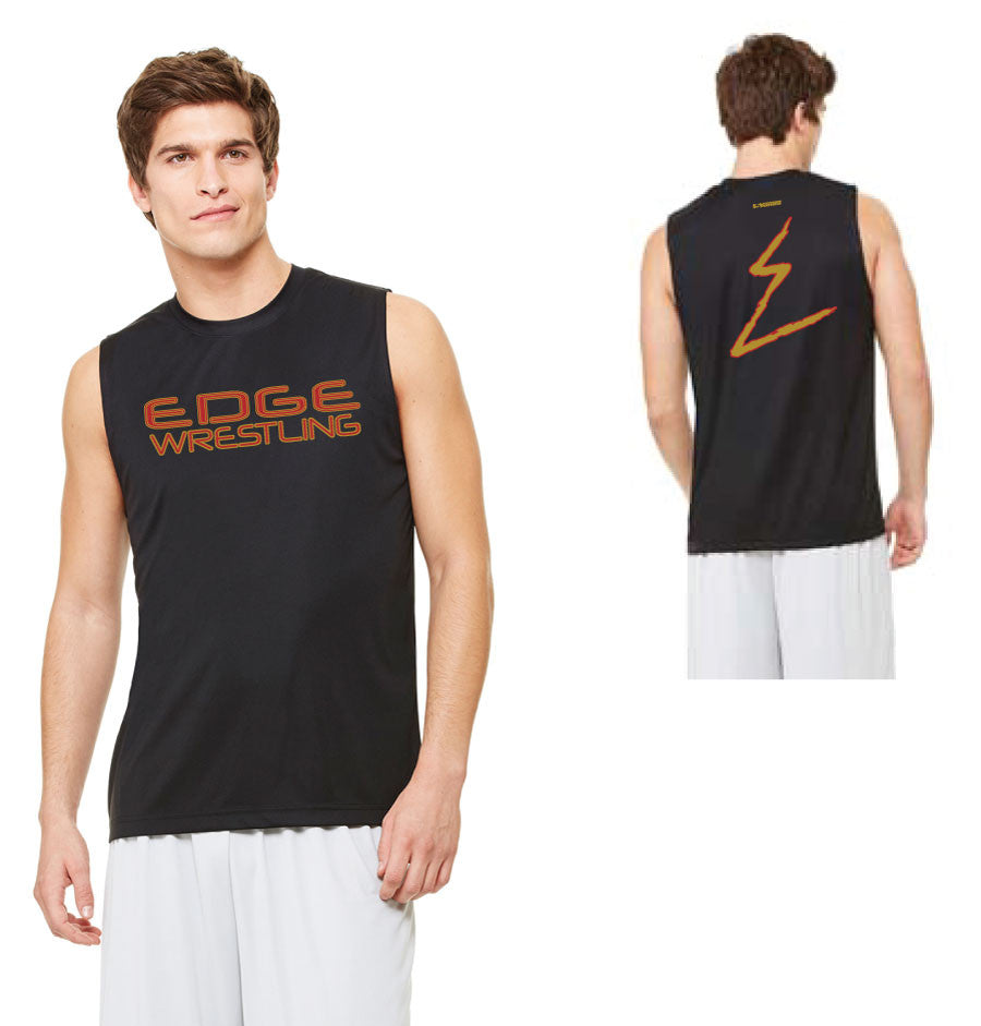 Edge Wrestling Athletic Sleevless Shirt