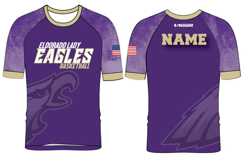 Eldorado Sublimated Fight Shirt Female - 5KounT