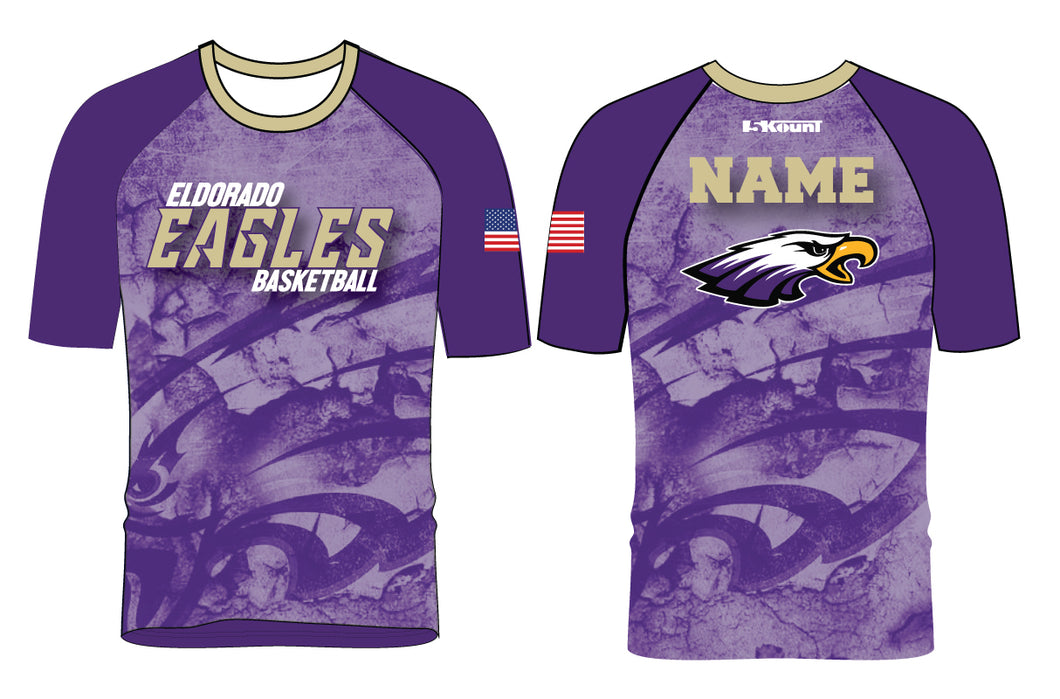 Eldorado Sublimated Fight Shirt Male - 5KounT