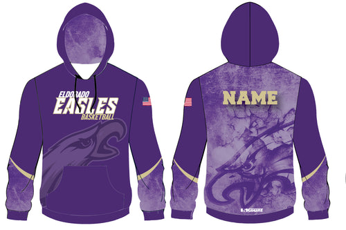 Eldorado Sublimated Hoodie Male - 5KounT
