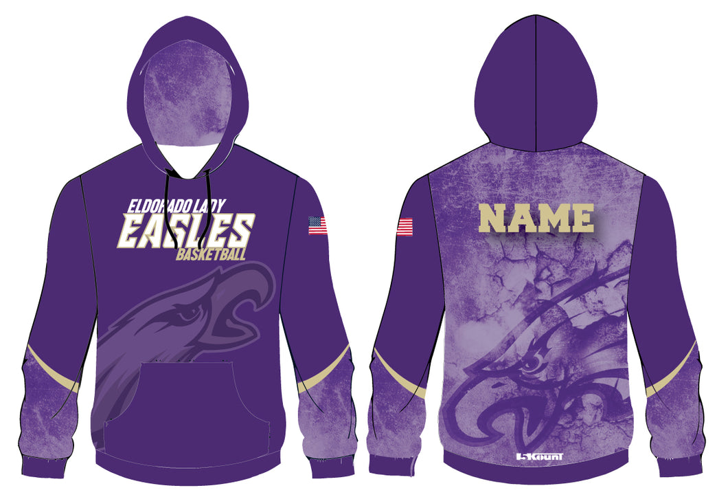 Eldorado Sublimated Hoodie Female - 5KounT