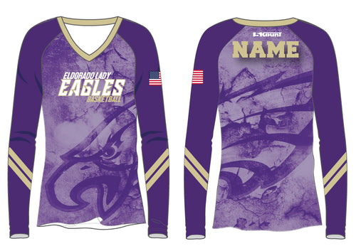 Eldorado Sublimated Long Sleeve Female - 5KounT