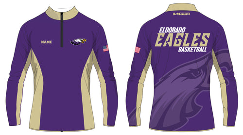 Eldorado Sublimated Quarter Zip - 5KounT