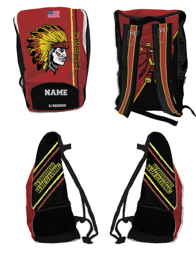 Essex Wrestling Sublimated Backpack