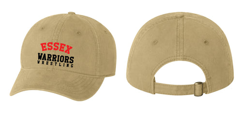 Essex Wrestling - Baseball Cap Khaki