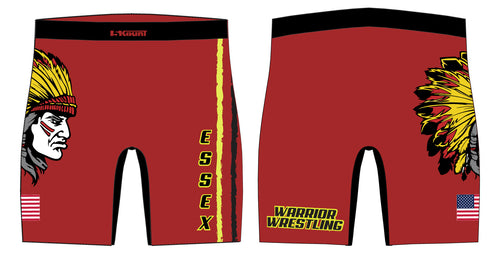 Essex Wrestling Sublimated Compression Shorts