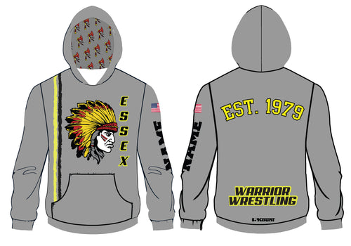 Essex Wrestling Sublimated Hoodie