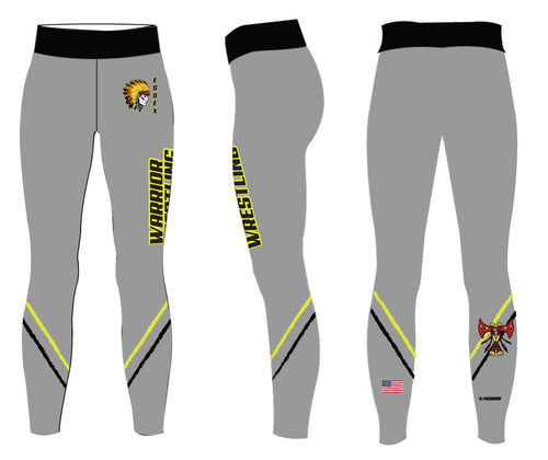 Essex Warriors Sublimated Ladies Legging