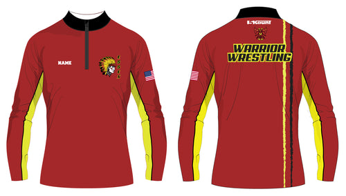 Essex Wrestling Sublimated Quarter Zip