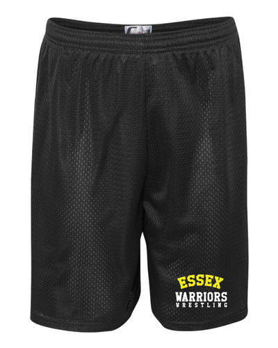 Essex Wrestling Tech Shorts - Black