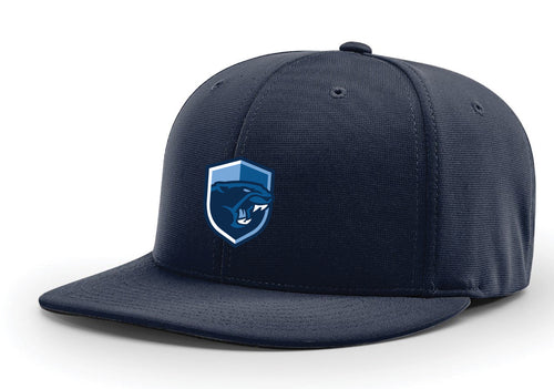 Franklin HS Wrestling FlexFit Cap -Navy