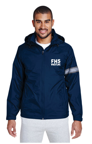 Franklin HS Wrestling All Season Hooded Jacket