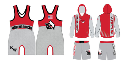 Key West Fighting Conch Wrestling Team Uniform