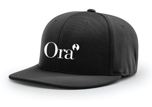 Ora Clinical FlexFit Cap - Black - 5KounT2018