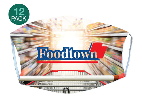 FoodTown Mask - 12 pack - 5KounT2018