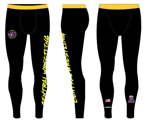 Fort Pierce Cobras Sublimated Women's Leggings - 5KounT2018