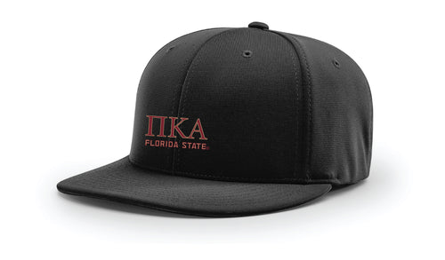 FSU Pike Fraternity Flexfit Cap - Black - 5KounT2018