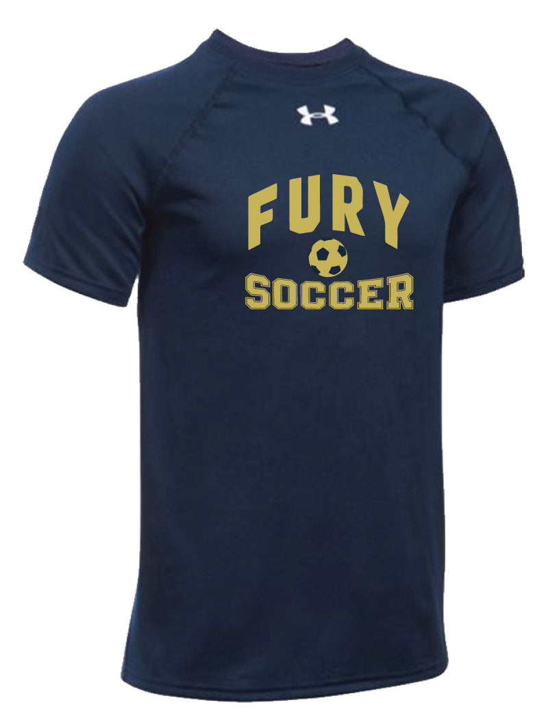 FURY Soccer Under Armour T-Shirt