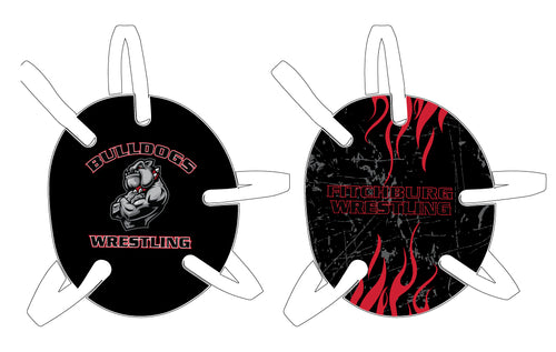 Fitchburg Youth Wrestling Headgear Decal