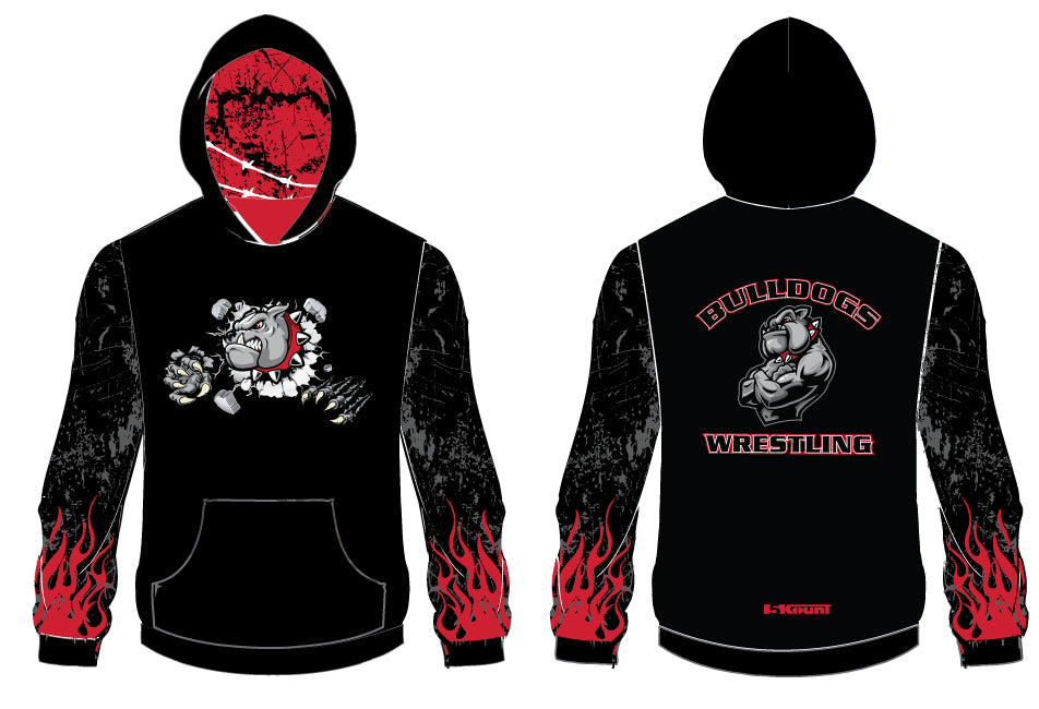 Fitchburg Youth Wrestling Sublimated Hoodie