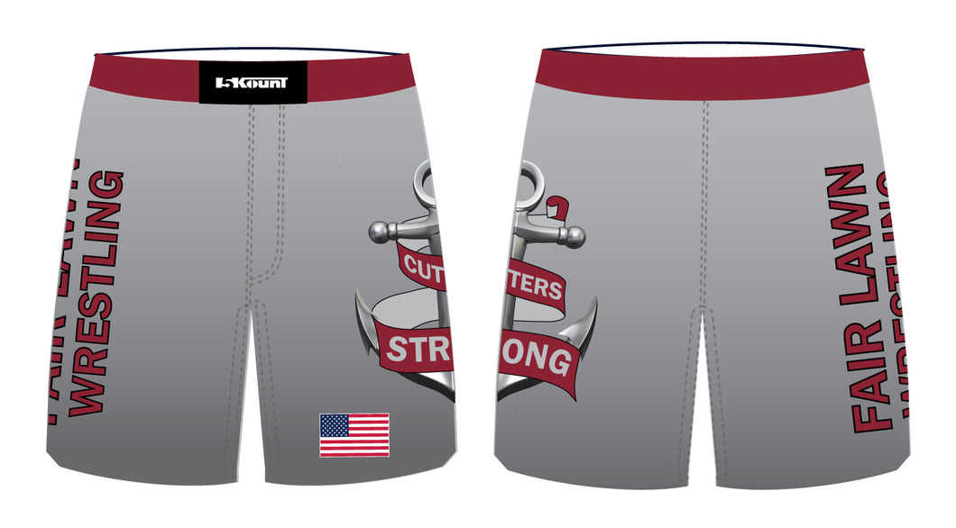 FLJW Sublimated Fight Shorts