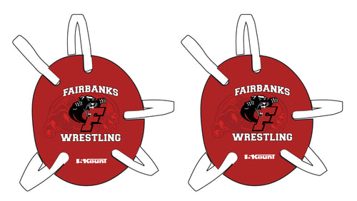 Fairbanks HS Wrestling Headgear