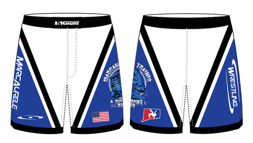 MarcAurele Sublimated Fight Shorts