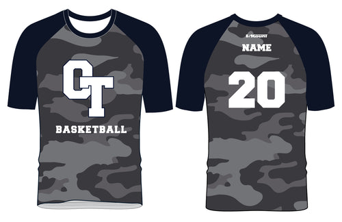 OT Basketball Sublimated Shooting Shirt (available in more colors)