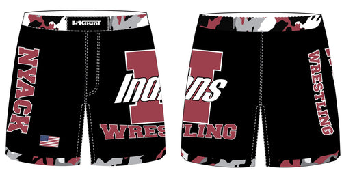 Nyack Wrestling Sublimated Fight Shirt