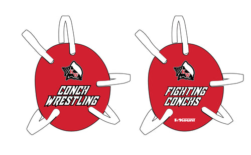 Key West Fighting Conchs Wrestling Headgear