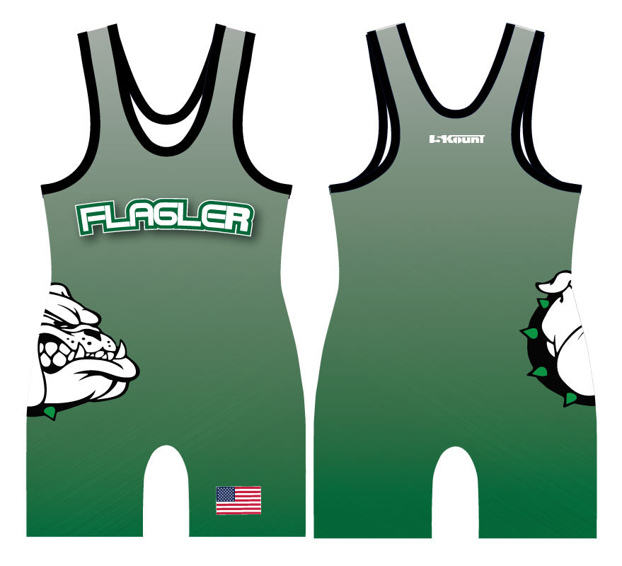 Flager Palm Coast  Sublimated Singlet