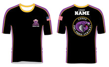 Fort Pierce Cobras Wrestling Sublimated Fight Shirt Design 2 - 5KounT2018