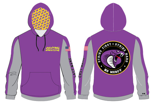 Fort Pierce Cobras Wrestling Sublimated Hoodie - 5KounT
