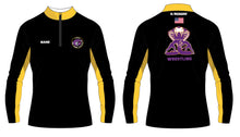 Fort Pierce Cobras Wrestling Sublimated Quarter Zip - 5KounT2018