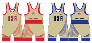 Freestyle Singlets Gold Package - 5KounT2018