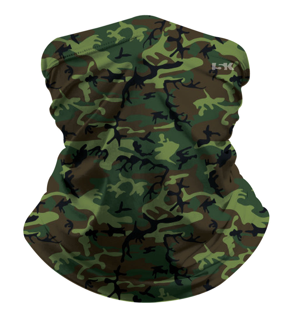 CAMO GAITER SUBLIMATED GAITER MASK - 5KounT2018