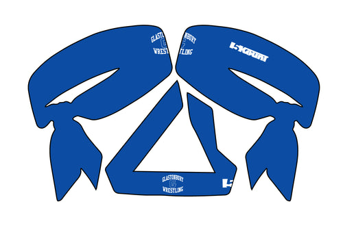 Glastonbury Wrestling Sublimated Headband - 5KounT