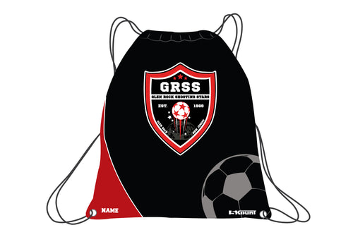 GRSS Sublimated Drawstring Bag