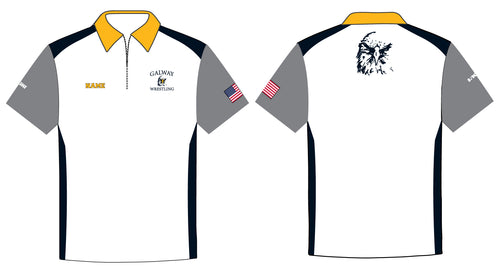 Galway Wrestling Sublimated Polo - 5KounT2018