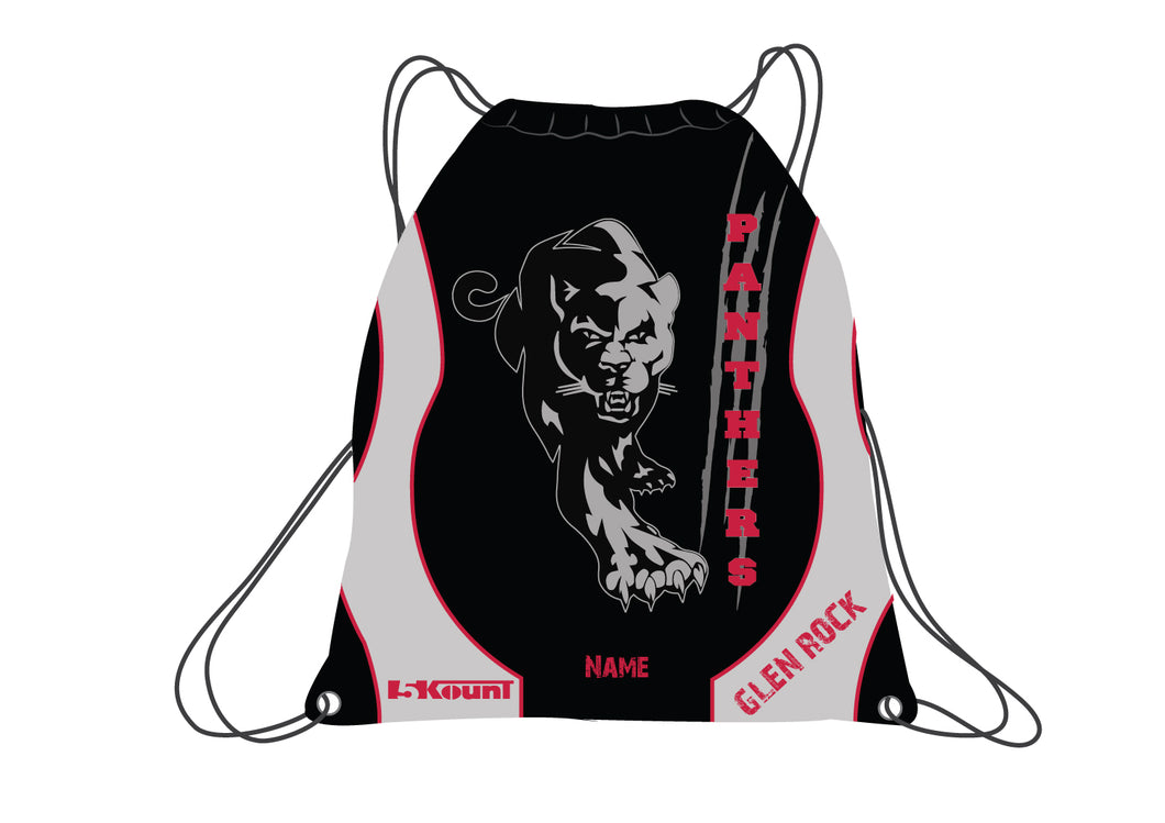Glen Rock Jr. Sublimated Drawstring Bag