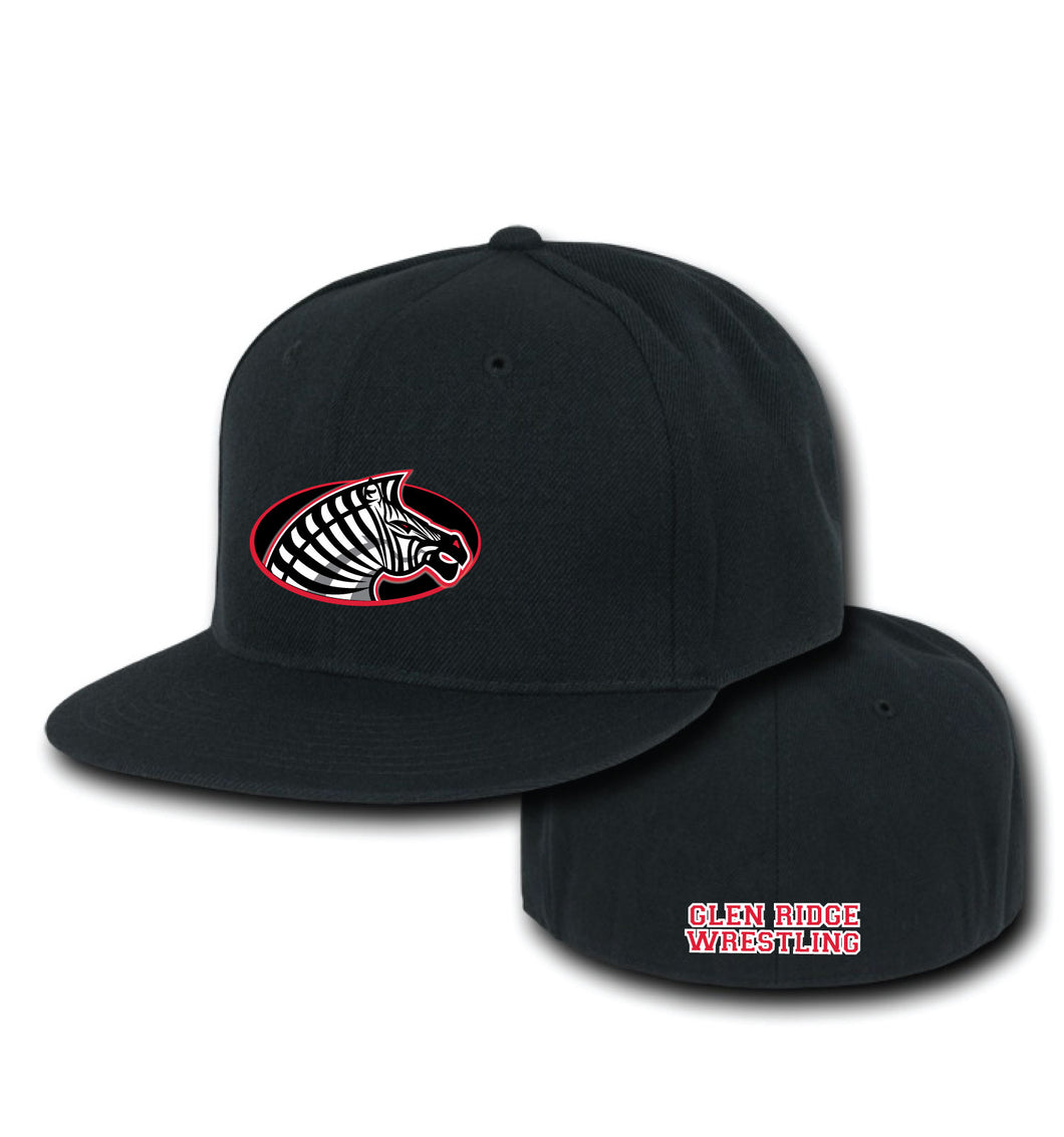 Glen Ridge Youth Wrestling FlexFit Cap