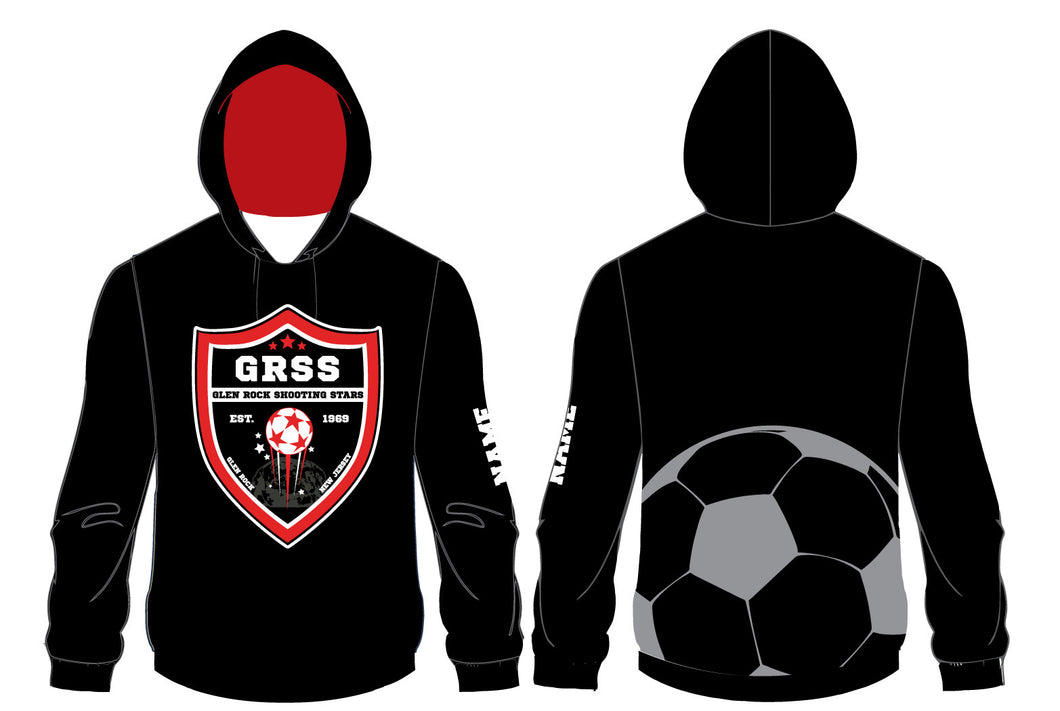 GRSS  Sublimated Hoodie - 5KounT2018